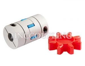 Clamp Type Coupling HJC Series