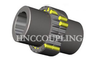 LZ Pin Flexible Coupling
