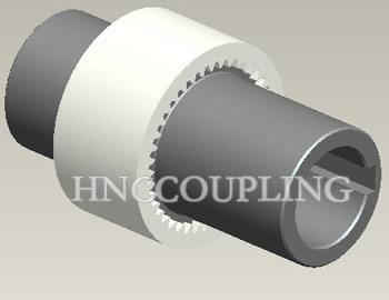 Nylon Gear Coupling